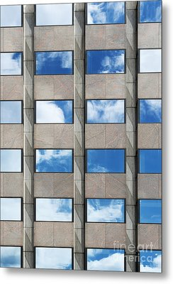 Rectangles  Metal Print by Tim Gainey