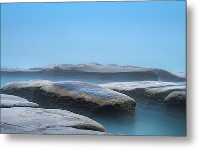 Reef At Rest Metal Print by Joseph Smith