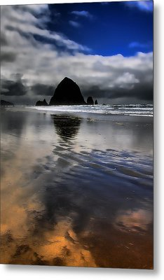 Reflected Glory Metal Print by David Patterson