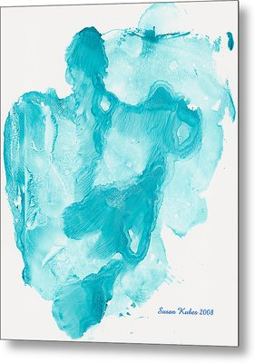 Reflectiing Angels Metal Print by Susan Kubes