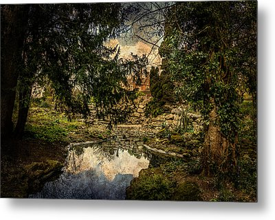 Metal Print featuring the photograph Reflection by Ryan Photography