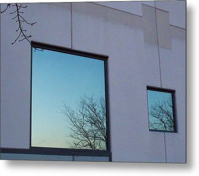 Reflections I Metal Print by Anna Villarreal Garbis