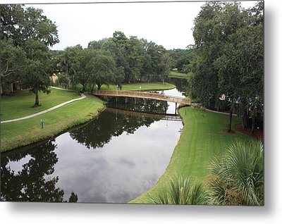 Metal Print featuring the photograph Reflections by Michael Albright