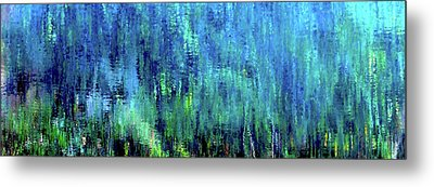 Reflections Of Monet 8155 H_12 Metal Print