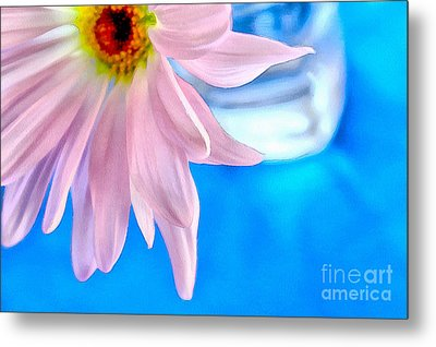 Refresh The Day Metal Print