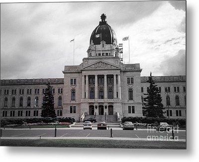 Regina Legislative Building Metal Print