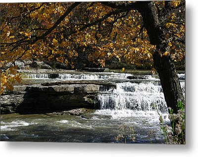Relaxation Metal Print by Melissa  Riggs