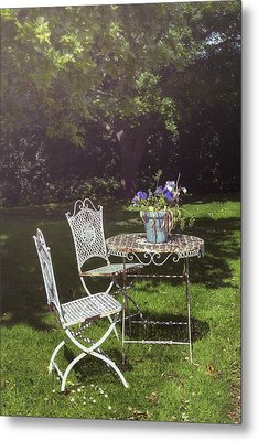 Relaxing Day In The Sun Metal Print by Joana Kruse