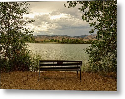 Metal Print featuring the photograph Relaxing View by James BO Insogna