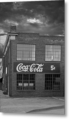 Remember 5 Cents Metal Print by Tim Wilson