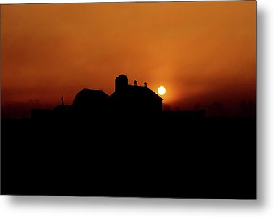 Metal Print featuring the photograph Remember The Sun by Robert Geary