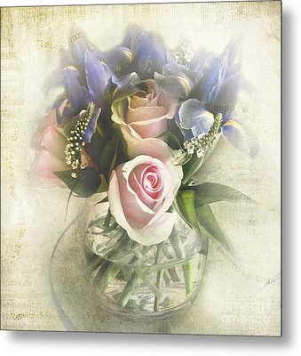 Reminiscence Metal Print