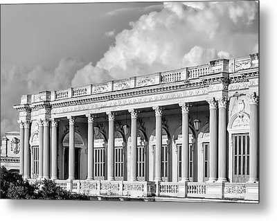 Remnant Of A Colonial Past Metal Print