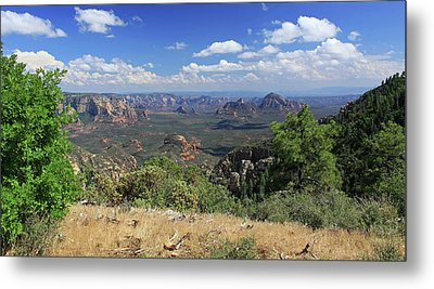 Metal Print featuring the photograph Remote Vista by Gary Kaylor