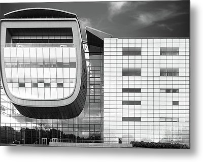 Rensselaer Polytechnic Institute Empac Metal Print by University Icons