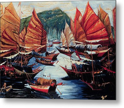 Repulse Bay  Metal Print by Ione Citrin