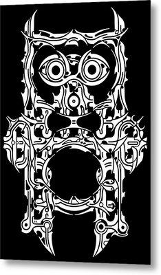 Requiem Viii Metal Print by David Umemoto