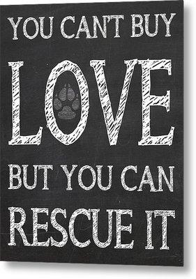Rescue It Metal Print by Jaime Friedman