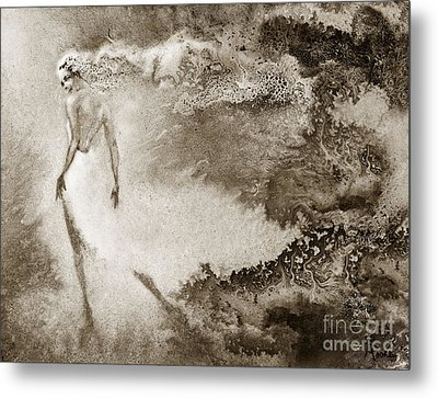 Restless Winds Metal Print