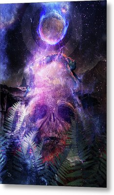 Resurrection Metal Print