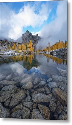 Metal Print featuring the photograph Revelation by Dustin LeFevre
