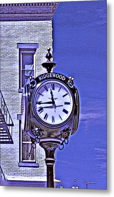 Ridgewood Time Metal Print