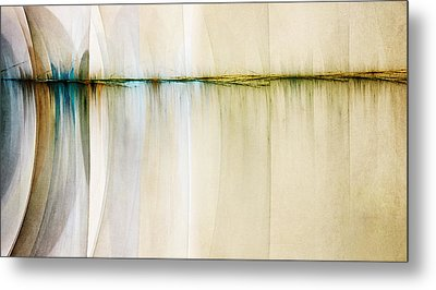 Rift In Time Metal Print