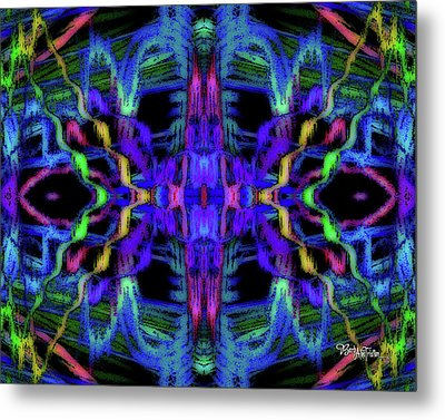 Rings Of Fire Dopamine #156 Metal Print