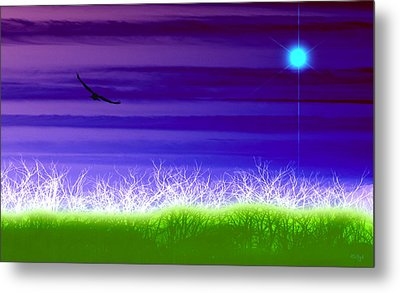 Rise Above Metal Print by Holly Kempe
