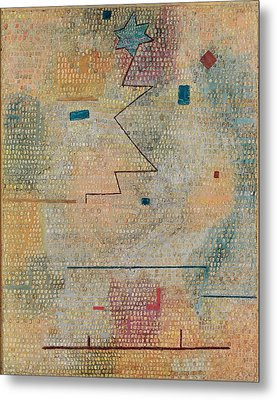 Rising Star  Metal Print by Paul Klee