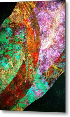 River Of Love Metal Print by Sue Reed