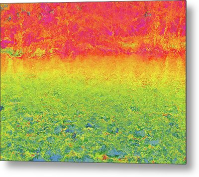 Riversong Metal Print by Wendy J St Christopher