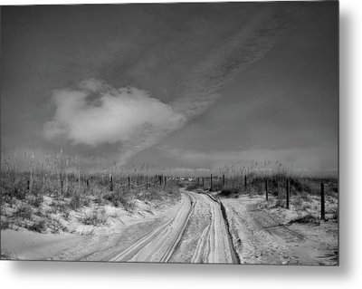 Road To... Metal Print