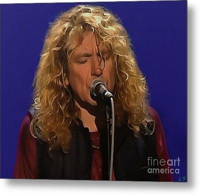 Robert Plant 001 Metal Print
