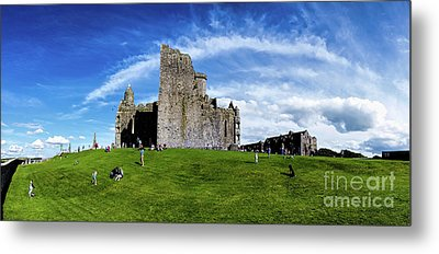 Rock Cashel Metal Print