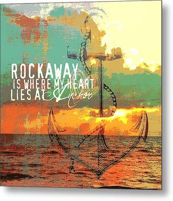Rockaway Long Island New York Metal Print