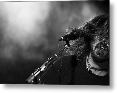 Rocker 1 Metal Print by John Gusky