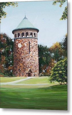 Rockford Tower Metal Print