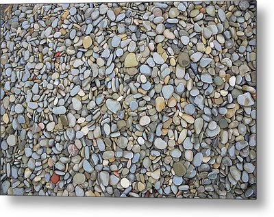 Metal Print featuring the photograph Rocky Beach 1 by Nicola Nobile