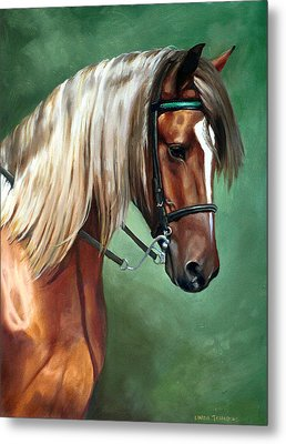 Rocky Mountain Horse Metal Print
