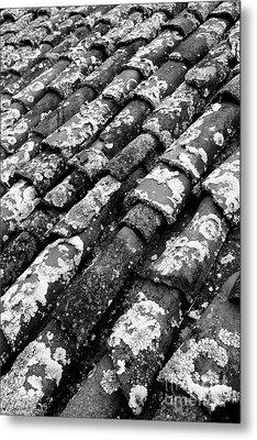 Roof Tiles Metal Print by Gaspar Avila