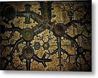 Roots Metal Print by Heather Applegate