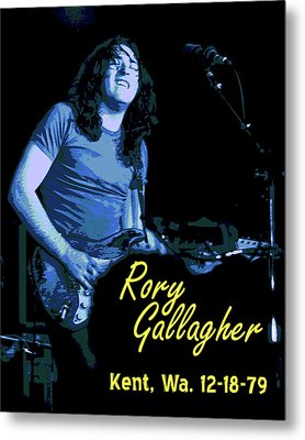 Rory In Kent Metal Print by Ben Upham