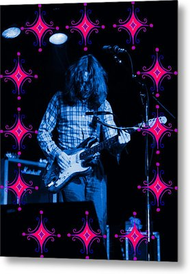 Metal Print featuring the photograph Rory Sparkles by Ben Upham