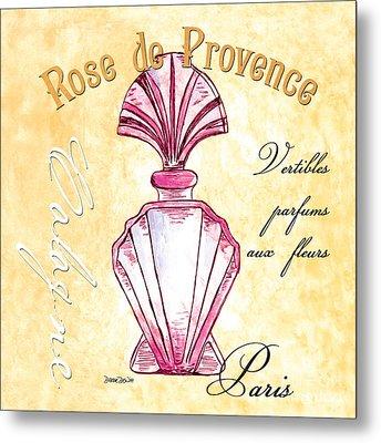 Rose De Provence Metal Print by Debbie DeWitt
