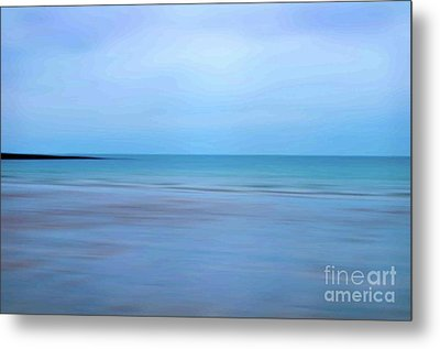 Ross Strand Metal Print by Marion Galt