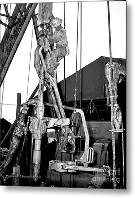 Roughnecks Metal Print