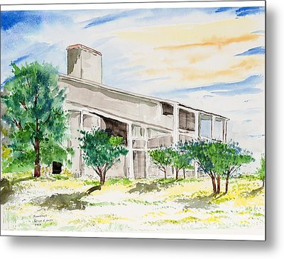 Rounsley Home Metal Print