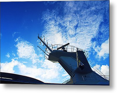 Royal Caribbean Cruise Metal Print by Infinite Pixels