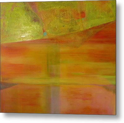 Rubi Metal Print by Meltem Quinlan